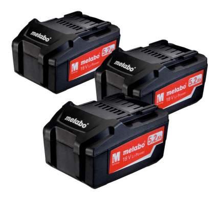 Набор аккумулятор и зарядное устройство для электроинструмента metabo 685061000