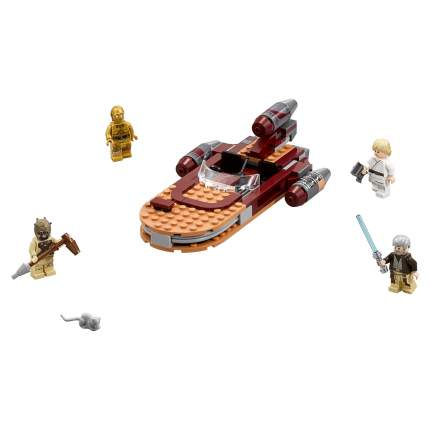 Конструктор LEGO Star Wars Спидер Люка (75173)