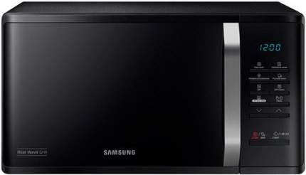 Микроволновая печь с грилем Samsung MG23K3573AK black