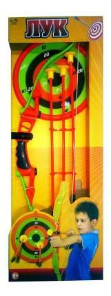 Лук со стрелами на присосках s-00060