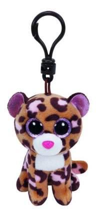 Мягкая игрушка TY Beanie Boos Брелок Леопард Patches 13 см