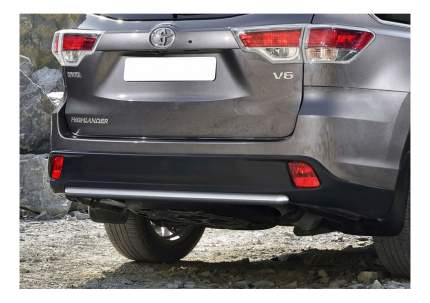 Защита заднего бампера RIVAL для Toyota (R.5715.008)