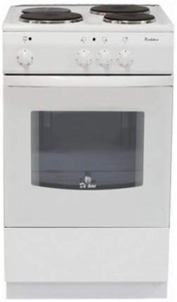 Электрическая плита DeLuxe 5003.17Э White
