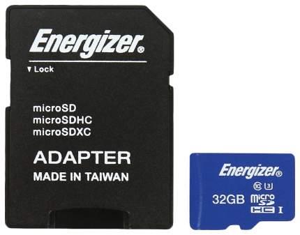 Карта памяти Energizer Micro SDHC Ultimate FMDAAU032A 32GB
