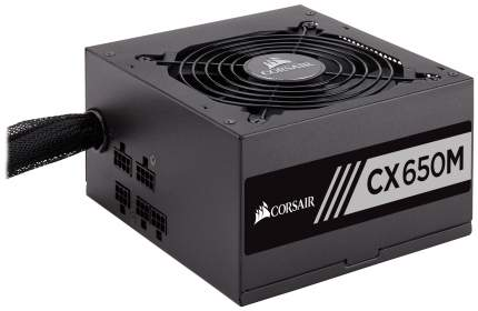 Блок питания компьютера Corsair CX650M CP-9020103-EU