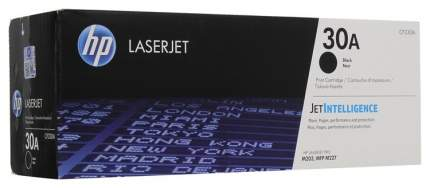 Картридж для лазерного принтера HP 30A (CF230A) черный, оригинал