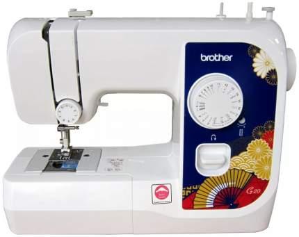Швейная машина Brother G20 Белая