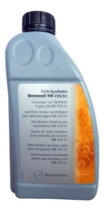 Моторное масло Mercedes-Benz 229,1 SAE 5W-30 1л