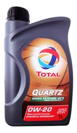 Моторное масло Total Quartz 9000 Future GF-5 SAE 0W-20 1л