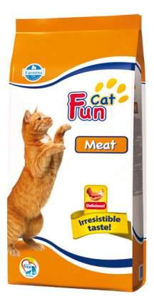 Сухой корм для кошек Farmina Fun Cat, мясо, 20кг