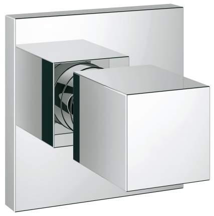 Внешняя панель GROHE Universal Cube для встраиваемых вентилей, хром