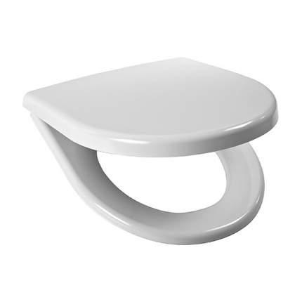 Сиденье с крышкой для унитаза Jika Vega микролифт.дюропласт 8.9153.5.300.063.1, белый
