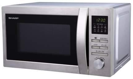 Микроволновая печь соло Sharp R-2495ST silver