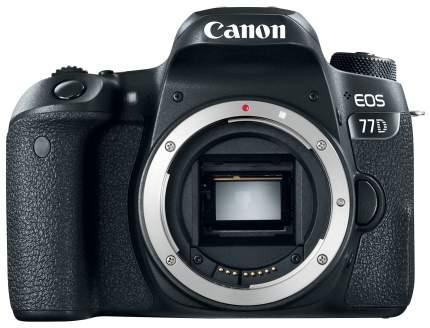 Фотоаппарат зеркальный Canon EOS 77D 18-55mm IS STM Black