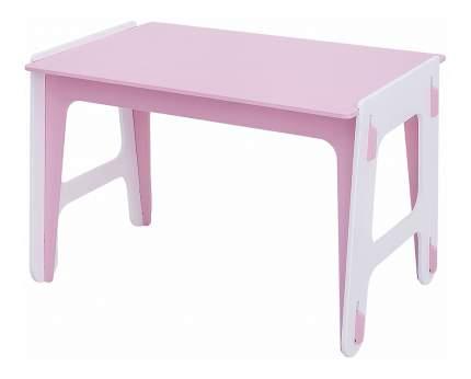 Стол Играем-собираем ДШ №2 розовый