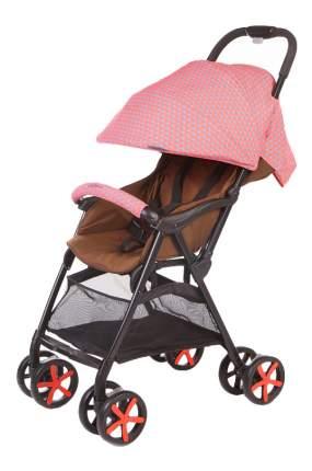 Прогулочная коляска Jetem Carbon красная