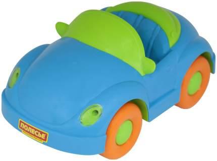 Машинка пластиковая Полесье Альфа 2349