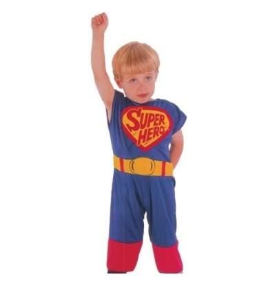 Карнавальный костюм Snowmen Супермен Е51263-1 рост 134 см