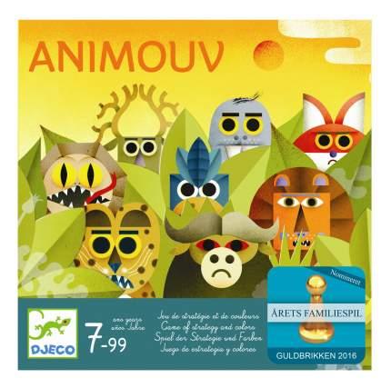 Семейная настольная игра Djeco Animouv