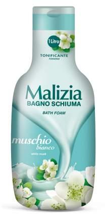 Пена для ванн Malizia White Musk 1000 мл