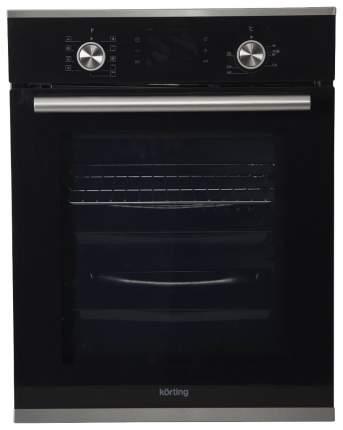 Встраиваемый электрический духовой шкаф Korting OKB 7951 CMN Black