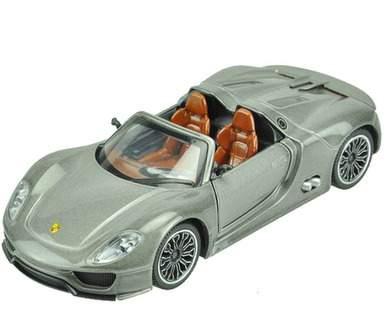 Модель машины MSZ Porsche 918 (CP-68323-G)