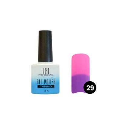 Гель-лак для ногтей TNL Professional Gel Polish Thermo Effect Collection 29 Фиолетовый