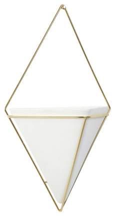 Декоративный предмет Umbra 470752-524 Белый, золотистый