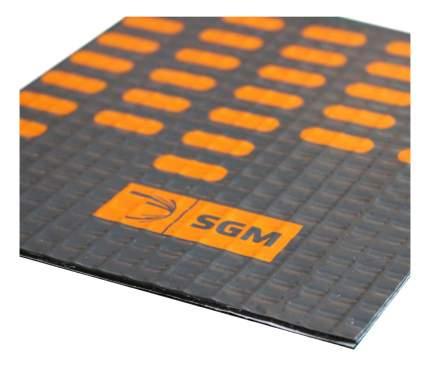 Вибропоглощающий материал для авто SGM 10 шт SGM.М1АS.1.05x070