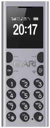 Мобильный телефон Elari NanoPhone C 2017 Silver