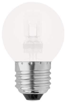 Лампа галогенная (05220) E27 42W шар матовый HCL-42/FR/E27 globe