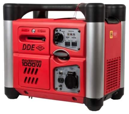 Бензиновый генератор DDE DPG1001Si