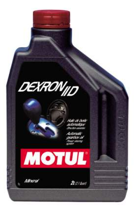 Трансмиссионное масло MOTUL Dexron IID 2л 100198