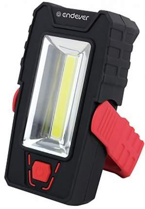 Туристический фонарь Endever eLight F-205 красный/черный, 2 режима