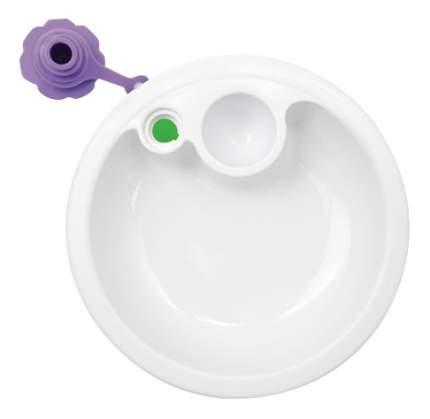 Тарелка детская Lubby Термо