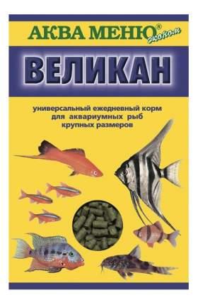 Корм для рыб Аква Меню Великан, палочки, 45 г
