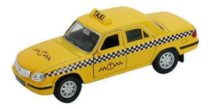 Коллекционная модель Welly Волга Такси 1:34