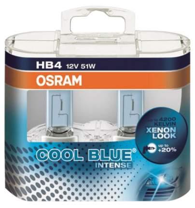 Лампа галогенная OSRAM COOL BLUE INTENSE 51W hb4 9006CBI-HCB