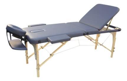 Массажный стол складной Oxygen Fitness Ecoline 100 blue