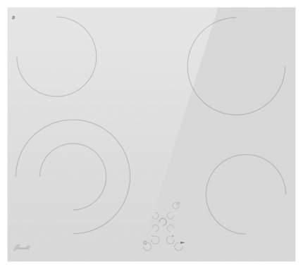 Встраиваемая варочная панель электрическая Fornelli PV 6017 DOLCE White