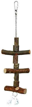 Канат, Дразнилка для птиц Дерево, Хлопок, 12x40см 5870