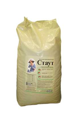 Сухой корм для кошек Стаут, ягненок и рис, 15кг