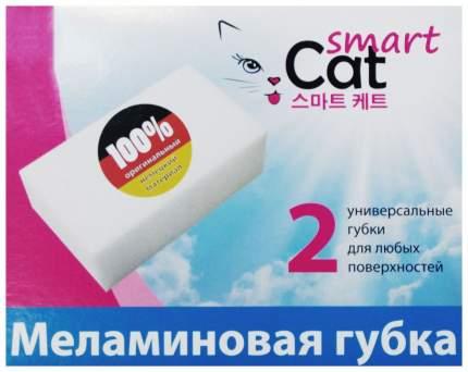 Меламиновая губка Smart CAT 2 шт в коробке
