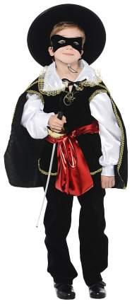 Карнавальный костюм Батик Зорро 426-34 рост 128 см