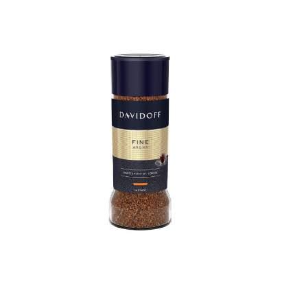 Кофе растворимый Davidoff fine aroma 100 г