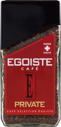 Кофе растворимый Egoiste private 100 г