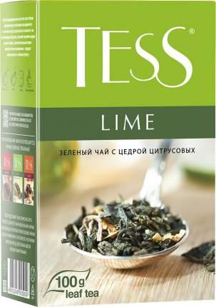 Чай зеленый Tess lime 100 г