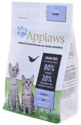 Сухой корм для котят Applaws Беззерновой, с курицей и овощами, 0,4кг