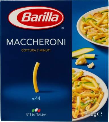 Макаронные изделия Barilla maccheroni 500 г
