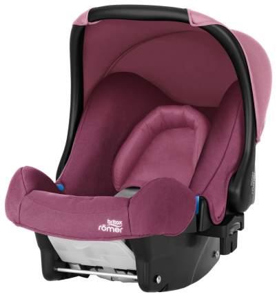 Автолюлька Britax Romer Baby-Safe цв.розовый гр.0+
